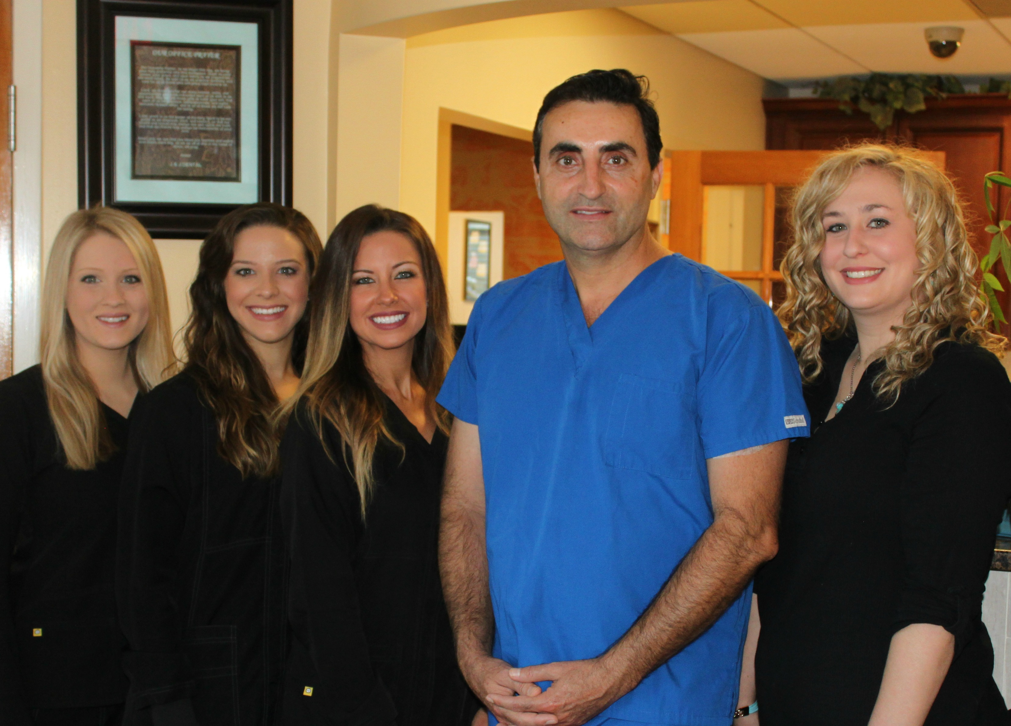 Dr. Bishara and his highly trained staff